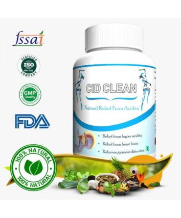 CID CLEAN | NATURAL HERBS | SUPPLEMENT