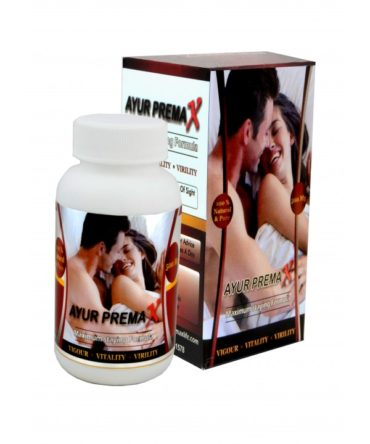 AYUR PREMAX | MAXIMUM STAYING FORMULA | FOR MEN